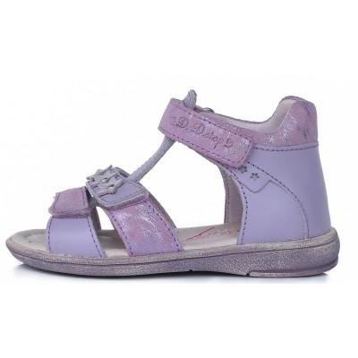 Violetinės basutės 31-36 d. K033007BL