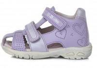 Violetinės basutės uždaru priekiu 20-24 d. AC2907035B