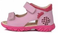 Šviesiai rožinės basutės 20-24 d. AC6255014B