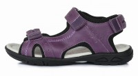 Violetinės basutės atviru užkulniu 34-39 d. AC2907033DXL