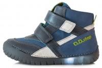 Mėlyni LED batai 31-36 d. 0506BL