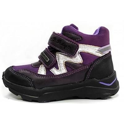 Violetiniai batai 30-35 d. F61563BL
