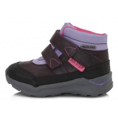 Violetiniai batai 30-35 d. F61565BL