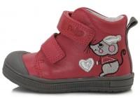 Raudoni batai 22-27 d. DA031379A