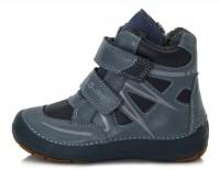 Tamsiai mėlyni batai su pašiltinimu 25-30 d.023805M