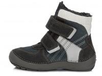 Pilki Barefeet batai su pašiltinimu 25-30 d.023804AM