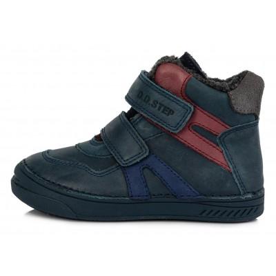 Tamsiai mėlyni batai su pašiltinimu 31-36 d. 040444L