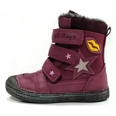 Bordiniai batai su pašiltinimu 25-30 d.049913AM