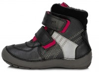 Juodi batai su pašiltinimu 31-36 d. 023804BL