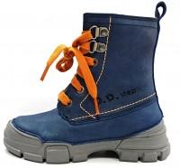 Mėlyni batai su pašiltinimu 31-36 d.0561AL
