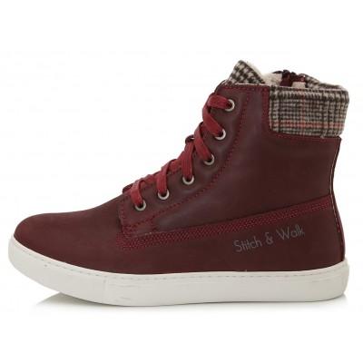 Bordiniai batai su pašiltinimu 37-40 d.052-7B