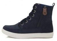 Tamsiai mėlyni batai su pašiltinimu 37-42 d.052-8
