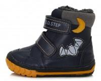 Tamsiai mėlyni batai su pašiltinimu 20-24 d. 029308B