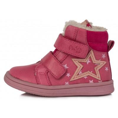Rožiniai batai su pašiltinimu  22-27 d. DA031373A