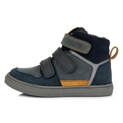 Tamsiai mėlyni batai su pašiltinimu  28-33 d. DA061659