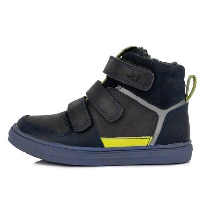 Tamsiai pilki batai su pašiltinimu  28-33 d. DA061659A