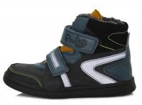Tamsiai pilki batai su pašiltinimu  28-33 d. DA061665