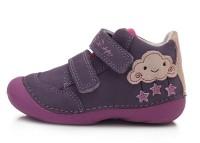 Violetiniai batai 19-24 d. 015193A