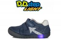 Mėlyni LED batai 25-30 d. 05017M