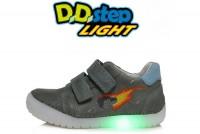 Pilki LED batai 31-36 d. 05016AL