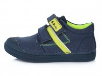 Mėlyni canvas batai 25-30 d. C049544M