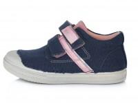 Mėlyni canvas batai 25-30 d. C049544BM