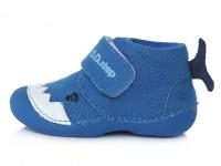 Mėlyni canvas batai 19-24 d. C015630