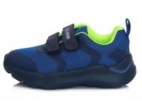 Mėlyni sportiniai batai 30-35 d. F61703L