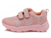 Šviesiai rožiniai sportiniai batai 24-29 d. F61703BM