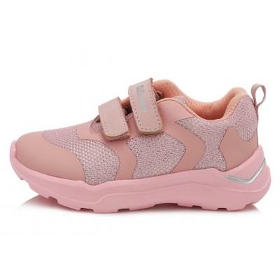 Šviesiai rožiniai sportiniai batai 30-35 d. F61703BL