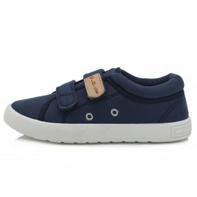 Mėlyni canvas batai 32-37 d. CSB961