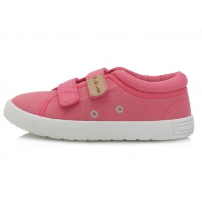 Rožiniai canvas batai 32-37 d. CSG713