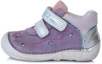 Violetiniai Barefeet batai 19-24 d. 01843A