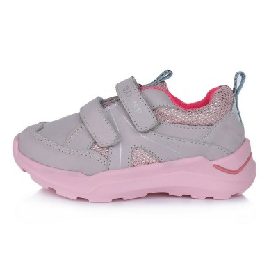 Šviesiai violetiniai laisvalaikio batai 24-29 d. F61484BM