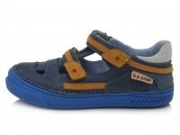 Mėlyni batai 31-36 d. 040541L