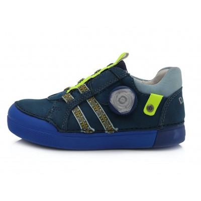 Mėlyni DIAL TO WALK batai  25-30 d. 068687M