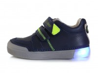 Mėlyni LED batai 25-30 d. 068402M