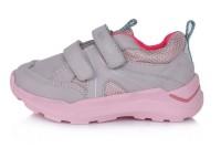 Šviesiai violetiniai laisvalaikio batai 30-35 d. F61484BL