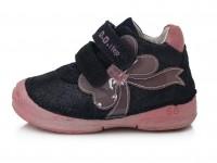 Tamsiai mėlyni batai 20-24 d. 038899A