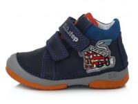 Tamsiai mėlyni batai 20-24 d. 038414
