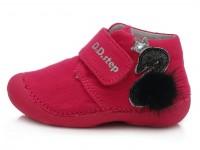 Rožiniai canvas batai 19-24 d. C015235A