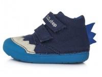 Mėlyni Barefeet canvas batai 20-25 d. C066937A