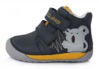 Mėlyni Barefeet batai 20-25 d. 07056A