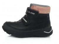 Tamsiai violetiniai batai 24-29 d. F61701BM