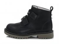Tamsiai violetiniai batai su plonu pašiltinimu 31-36 d. 052746B