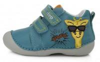 Šviesiai mėlyni batai 19-24 d. 015798