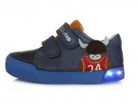 Mėlyni LED batai 25-30 d. 068663M