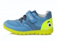 Mėlyni batai 22-27 d. DA071140