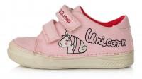 Rožiniai canvas batai 25-30 d. C040557M