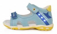 Šviesiai mėlynos LED basutės 25-30 d. AC290101AM